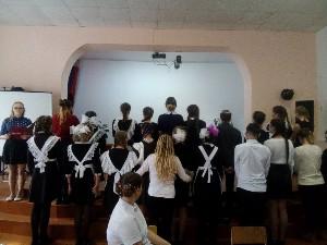 Конкурс «Образ современной школьницы»